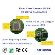 CMOS 1/3 800TVL  1099 Car rear view camera board CCTV Camera Module PCB Board