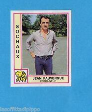 FRANCIA-FOOTBALL 80-PANINI-Figurina n.292- FAUVERGUE - SOCHAUX -Rec