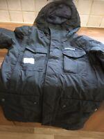 Quality Mens Small Didriksons Drew Parka Winter Warm Coat RRP £220
