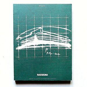 Rassegna n. 40 1989 Rivista Architettura Breslavia Hans Poelzig Hans Scharoun