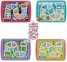 Fred Plastic Plates for Children