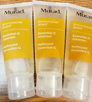 3X Murad Environmental Shield Essential C Cleanser 1.5oz/45ml TRAVEL Ipsy
