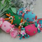 10 pcs Fabric Candy Wedding Decor Appliques Sewing DIY Kid's Accessories E208