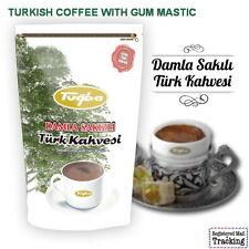 TUGBA, TRADITIONAL TURKISH COFFEE WITH GUM MASTIC 140 GR / 4,94 FL OZ