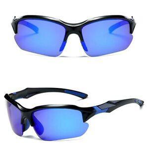 Mens Bike Cycling Polarized Sports Goggles Glasses Professional Sunglasses