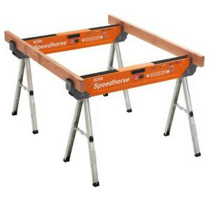 Bora Portamate PM-4500T Speed Horse Sawhorse with Auto Realese Legs