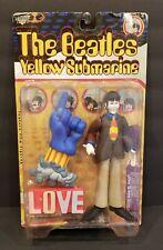 McFarlane Toys THE BEATLES Yellow Submarine PAUL MCCARTNEY with Glove Love Base