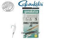 Gamakatsu Smelt Herring Jig Nickel Dropper Line 4lb Main 8lb - Pick