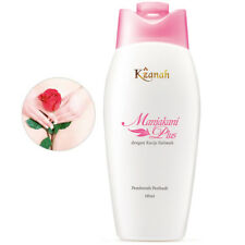 Manjakani Plus With Kacip Fatimah Extract Herbal Feminine Wash Intimate- 185 ml