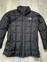 The North Face Metropolis Coat Small Black 600 Down Fill Women's