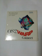 New - IBM OS/2 Warp Connect ===>>> Version 3 - CD Disc sealed.