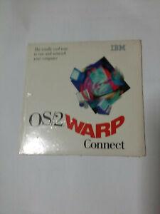 New - IBM OS/2 Warp Connect ===>>> Version 3 - CD Disc sealed.
