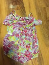 BabyGap Girls Play suit Aged 2 Years Old