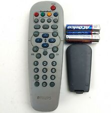 Philips RC19335004/01P Remote Control Cleaned Tested w/ Batt PH82