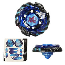Mercury Anubius Anubis BEYBLADE 85XF 4D Metal Fusion Fight TOP With Launcher