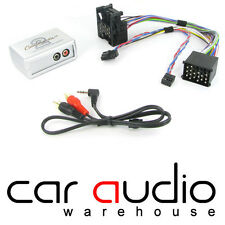 Connects2 BMW Mini 2001 -2006 Round Pin iPod iPhone MP3 AUX In Interface Adapter