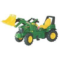 rolly toys 710126 John Deere 7930 mit Frontlader Luftbereifung Schaltung Bremse