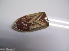 Emblem  Steuerkopfschild    für Oldtimer Fahrrad  Mifa