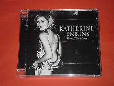 KATHERINE JENKINS- from the heart- CD -musicale-da collezione- NUOVO E SIGILLATO