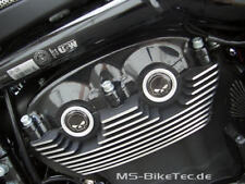 Cam Cover black skull Harley V Rod + Night Rod Special + Muscle