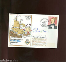 Rn series 1 # 11 300th Anniv. Battle of Texel 1673 - Commerative postal cover
