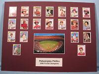 Philadelphia Phillies 1980 World Series Champions