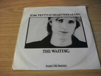 """Tom Petty And The Heartbreakers -The Waiting / Nightwatchman- 1981 7"""" rar"""