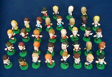 2004 ITALY PANINI SOCCER FOOTBALL 36 players action FIGURE rare set