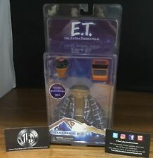 NECA REEL TOYS E.T. THE EXTRA-TERRESTRIAL TELEPATHIC E.T. ACTION FIGURE