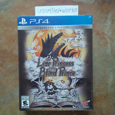 The Liar Princess and the Blind Prince: Storybook Edition PlayStation 4 PS4 New