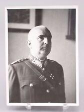 Portrait Foto Offizier Ungarn mit Orden