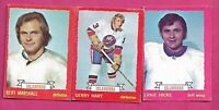 1973-74 OPC NY ISLANDERS  CARD LOT  (INV# J0164)