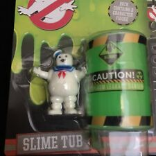Ghostbusters Slime Tub With STAY PUFF Action Figure Toy BRAND NEW