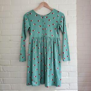 Hanna Andersson Girls Size 150 Cm Long Sleeve Knit Dress