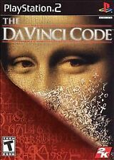 Da Vinci Code (Sony PlayStation 2, 2006) - DISC ONLY