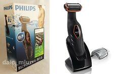 Philips Body Groomer Wet & Dry BG2024 Men Hair Trimmer Shaver Man AC100V - 240V