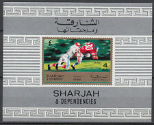 Sharjah 1971 ** bl.94 deportes Sports Rugby