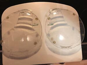 Jaguar S Type Headlamp Protectors Very Rare