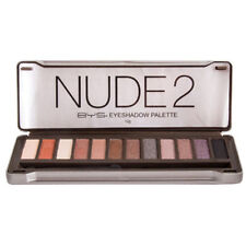 BYS NUDE2 Eyeshadow Palette 12 Shades,Naked Natural Eye Shadow - Sealed