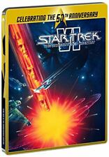 STAR TREK 6 - ROTTA VERSO L'IGNOTO  STEELBOOK
