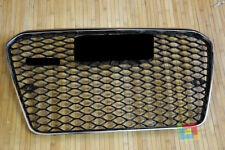 GRIGLIA ANTERIORE AUDI A5 2012-2015 RESTYLING CALANDRA LOOK RS5 NIDO D'APE
