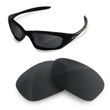 Polarized Replacement Lenses for Oakley twenty new model  black color