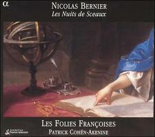 Nicolas Bernier: Les Nuits de Sceaux, New Music