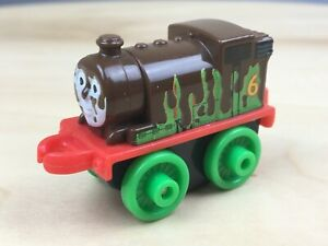 Fisher Price - Thomas and Friends Mini CHOCOLATE PERCY - Collectable Mini