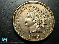 1859 Indian Head Cent Penny  --  MAKE US AN OFFER!  #B7910