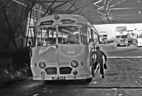 PHOTO Edwards AEC JWF555 in 1962 - 31/10/62 - J S Cockshott