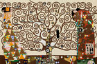 The Tree Of Life by Gustav Klimt, Giclee Canvas Print, in various sizes