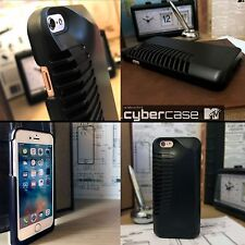 iPhone 5, SE Rugged High Impact Acoustic Enhancement Ballistic Shell Black Case
