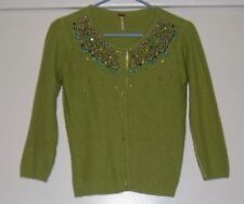 Free People Vintage Inspired Cardigan Sweater Size Xs