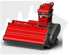 Epareuse - Gyrobroyeur Usage severe TC2-100 porteur 3.5 - 6.5T